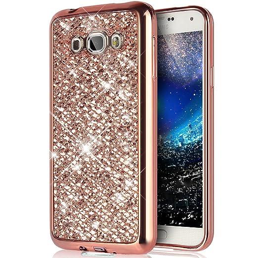 3 opinioni per Custodia Samsung Galaxy J3 Cover Samsung Galaxy J3(2016),Ukayfe Moda UltraSlim