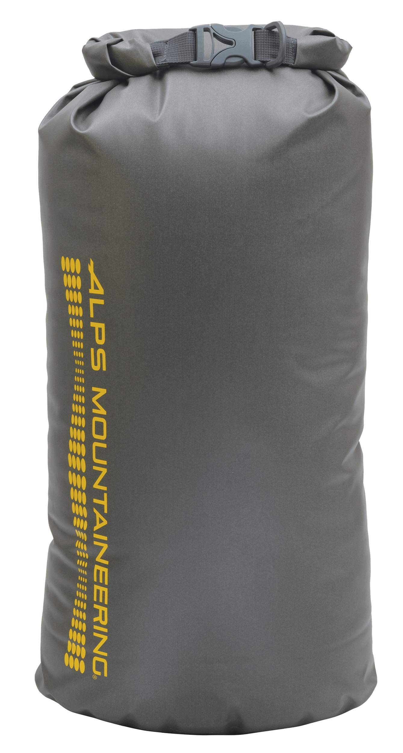 ALPS Mountaineering Dry Passage Waterproof Dry Bag 50L, Charcoal by ALPS Mountaineering