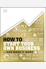 How to Start Your Own Business: The Facts Visually Explained Kindle Edition