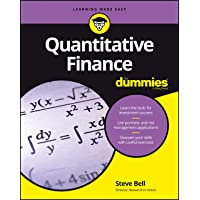 Image for Quantitative Finance For Dummies