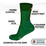 DANISH ENDURANCE Merino Wool Light Socks