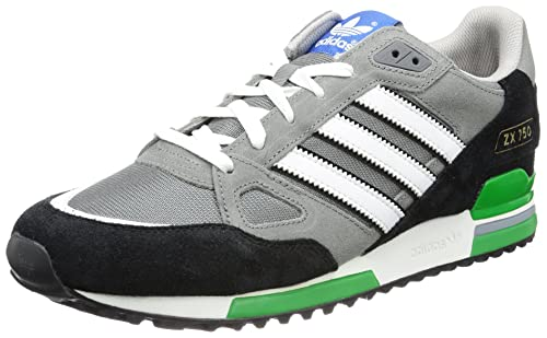 taille 40 af62d 5add1 Adidas ZX750 Grey Green (G96719): Amazon.ca: Shoes & Handbags