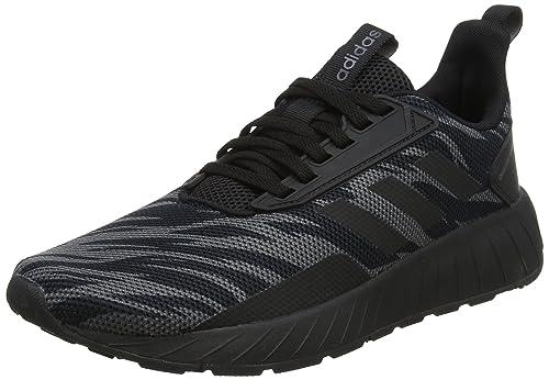 Adidas Questar Drive, Zapatillas de Entrenamiento para Hombre, Negro (Core Black/Core Black/Grey Four 0), 45 1/3 EU