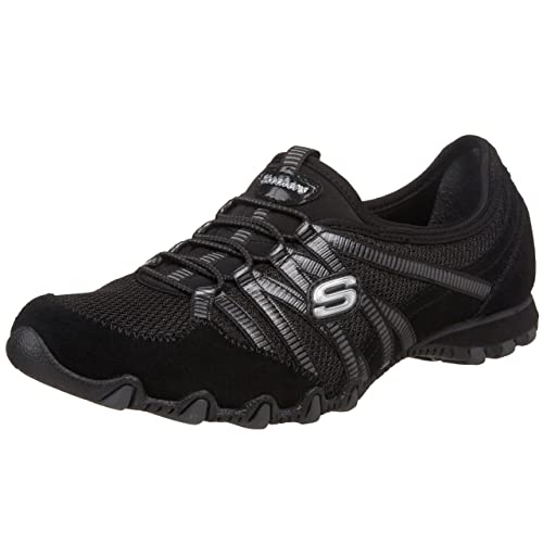 performance sportswear free delivery large discount Skechers Bikers Hot-Ticket Damen Sneakers