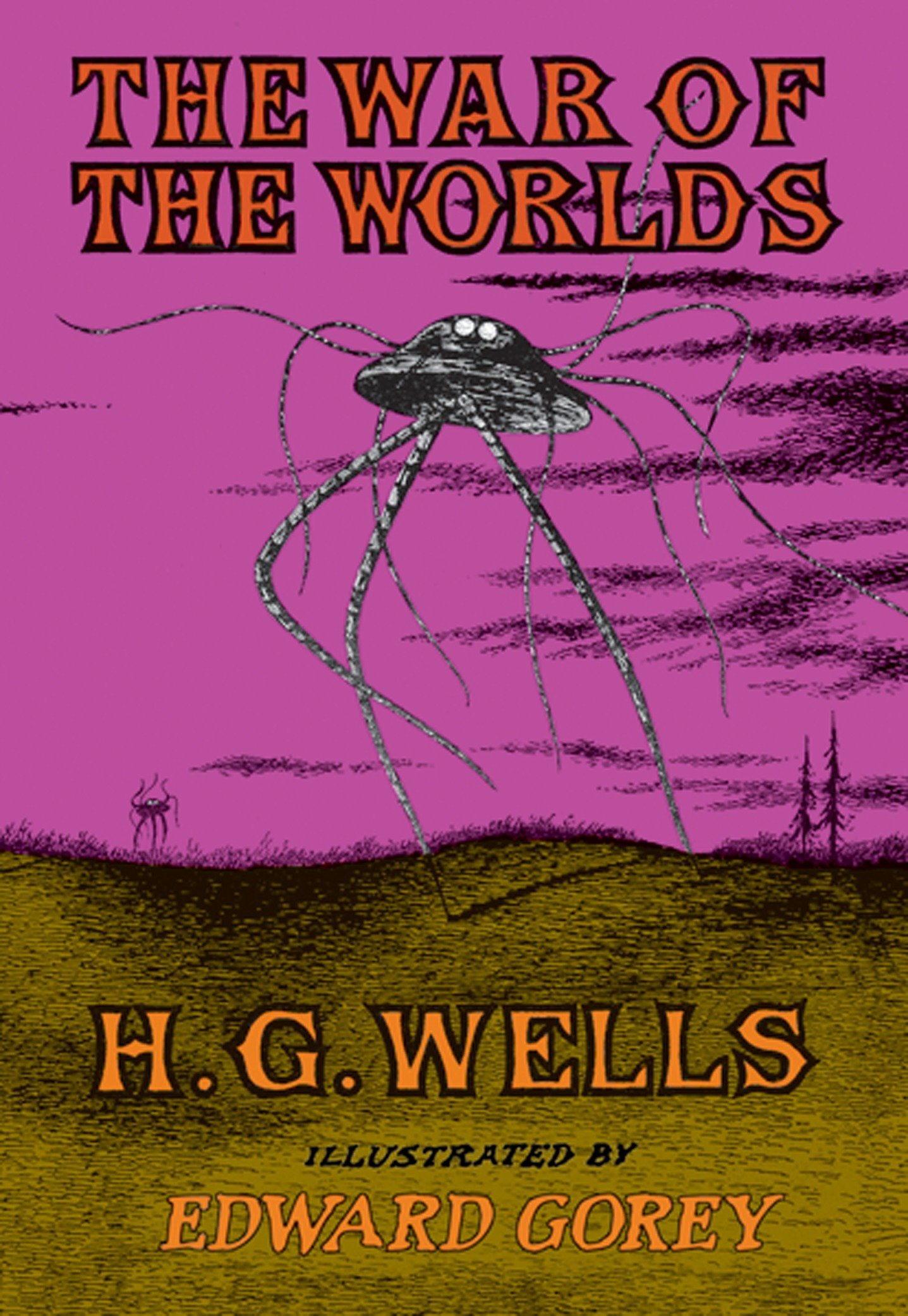 The War of the Worlds New York Review Books Classics: Amazon.es: Wells, H. G., Gorey, Edward: Libros en idiomas extranjeros