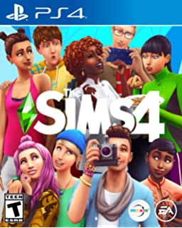 The Sims 4 (PS4): Amazon co uk: PC & Video Games