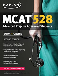 Kaplan mcat complete 7 book subject review book online kaplan kaplan mcat 528 advanced prep for advanced students kaplan test prep fandeluxe Image collections