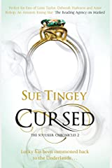 Cursed: The Soulseer Chronicles Book 2 Kindle Edition