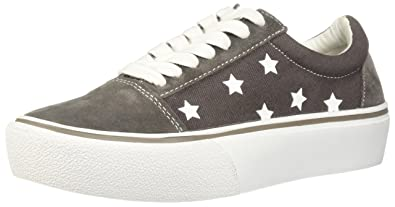 a0bebd72341 Steve Madden Women s Emile Sneaker  Buy Online at Low Prices in India -  Amazon.in