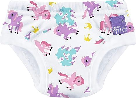Bambino Mio potty training pants 5 pack 2-3 years mixed girl pegasus palace