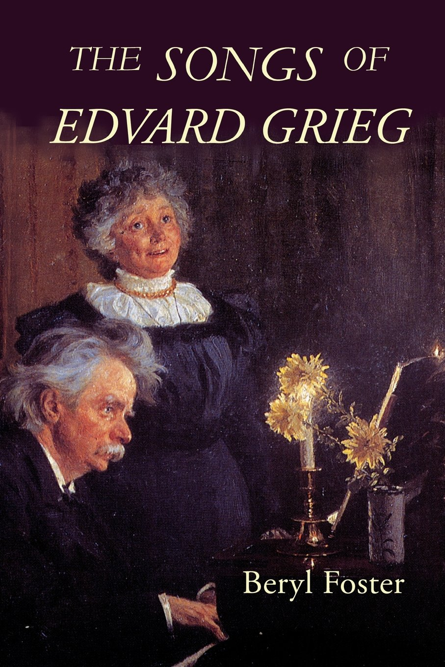 Read Online The Songs of Edvard Grieg ebook