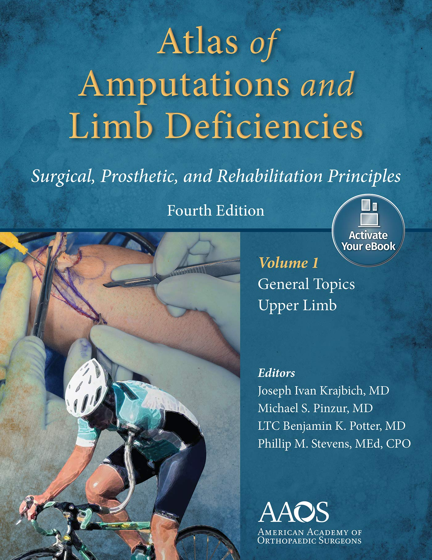 Atlas of Amputations & Limb Deficiencies: Amazon.es: Krajbich ...