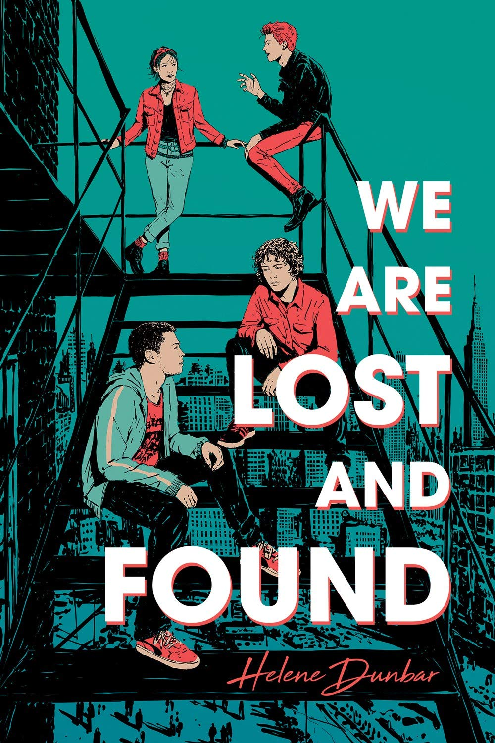 Amazon.com: We Are Lost and Found (9781728206998): Dunbar, Helene ...