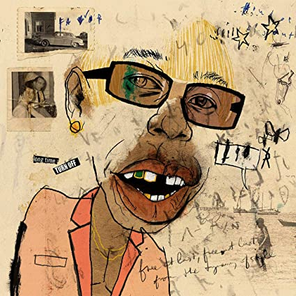 e2ee18fe4599c Amazon.com: 346831247 Tyler The Creator Signed Fines Art Funny Gift ...