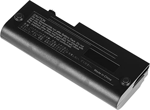 Green Cell/® Standard Serie PA3689U-1BRS Bater/ía para Toshiba Mini NB100 NB105 Ordenador 4 Celdas 4400mAh 7.4V Negro