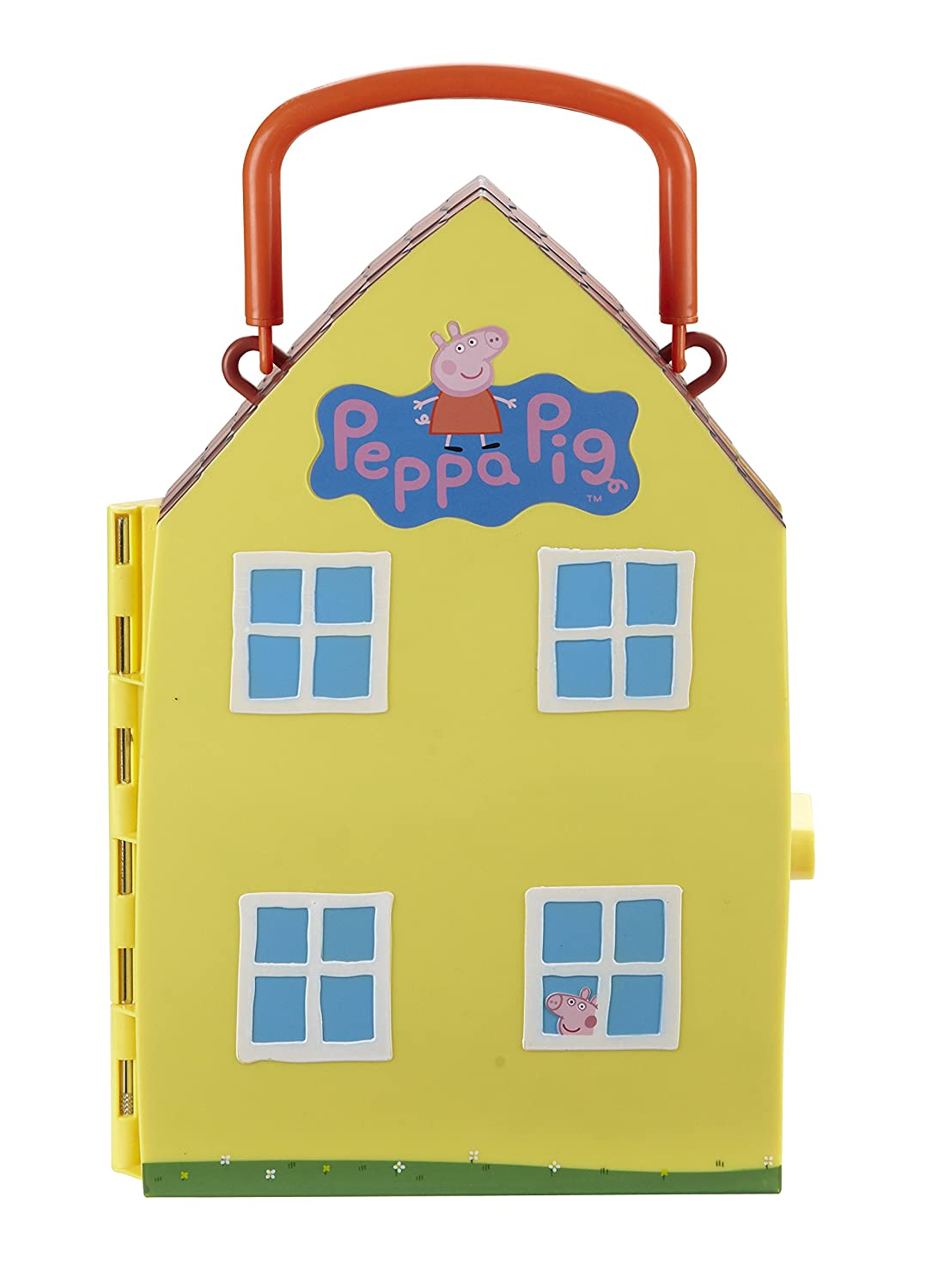 Peppa Pig Peppas World of Playset Amazoncouk Toys  Games