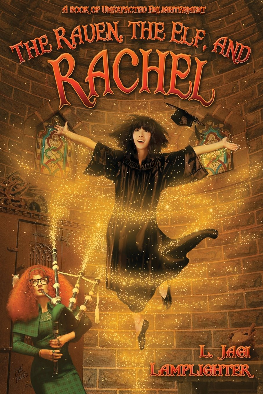 Download The Raven, The Elf, and Rachel (The Books of Unexpected Enlightenment) (Volume 2) PDF