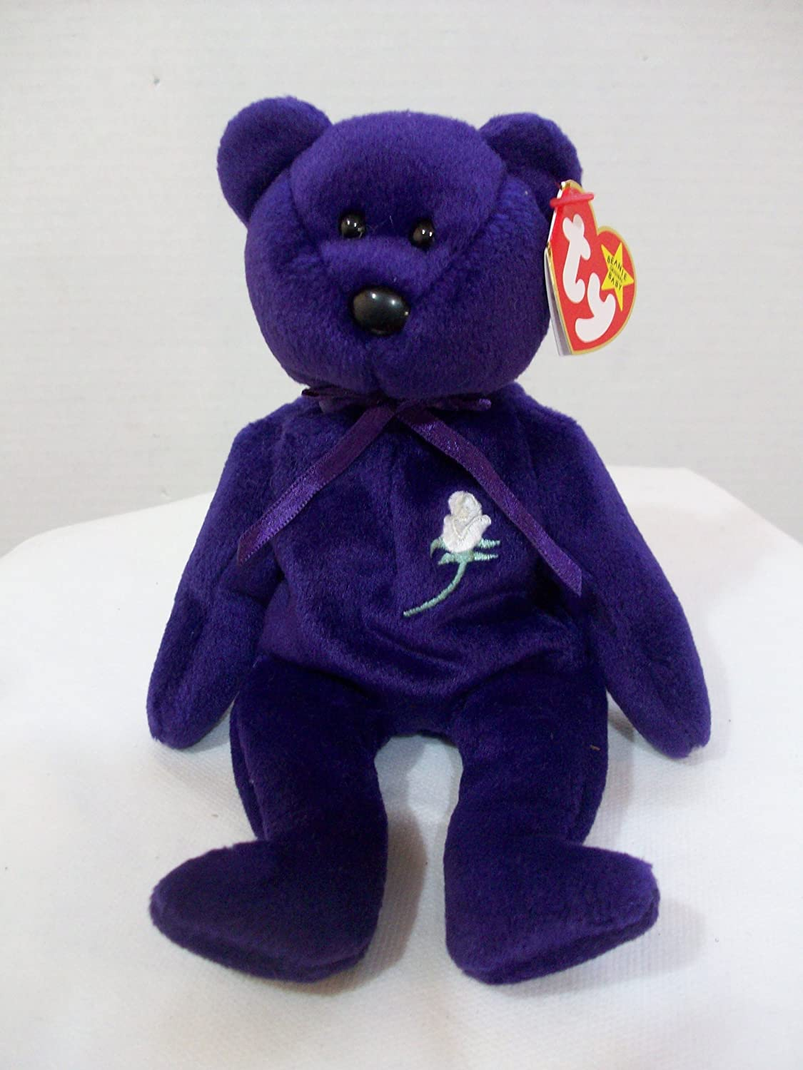 58b5830c8c2 Amazon.com  Ty Beanie Babies - Princess Bear  Toys   Games  Holiday Gifts   Toys   Games