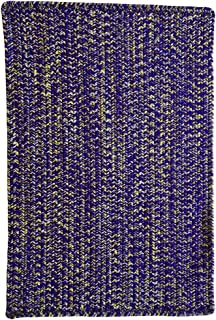 "product image for Capel Rugs Team Spirit Area Rug, 36"" x 36"", Purple Gold"