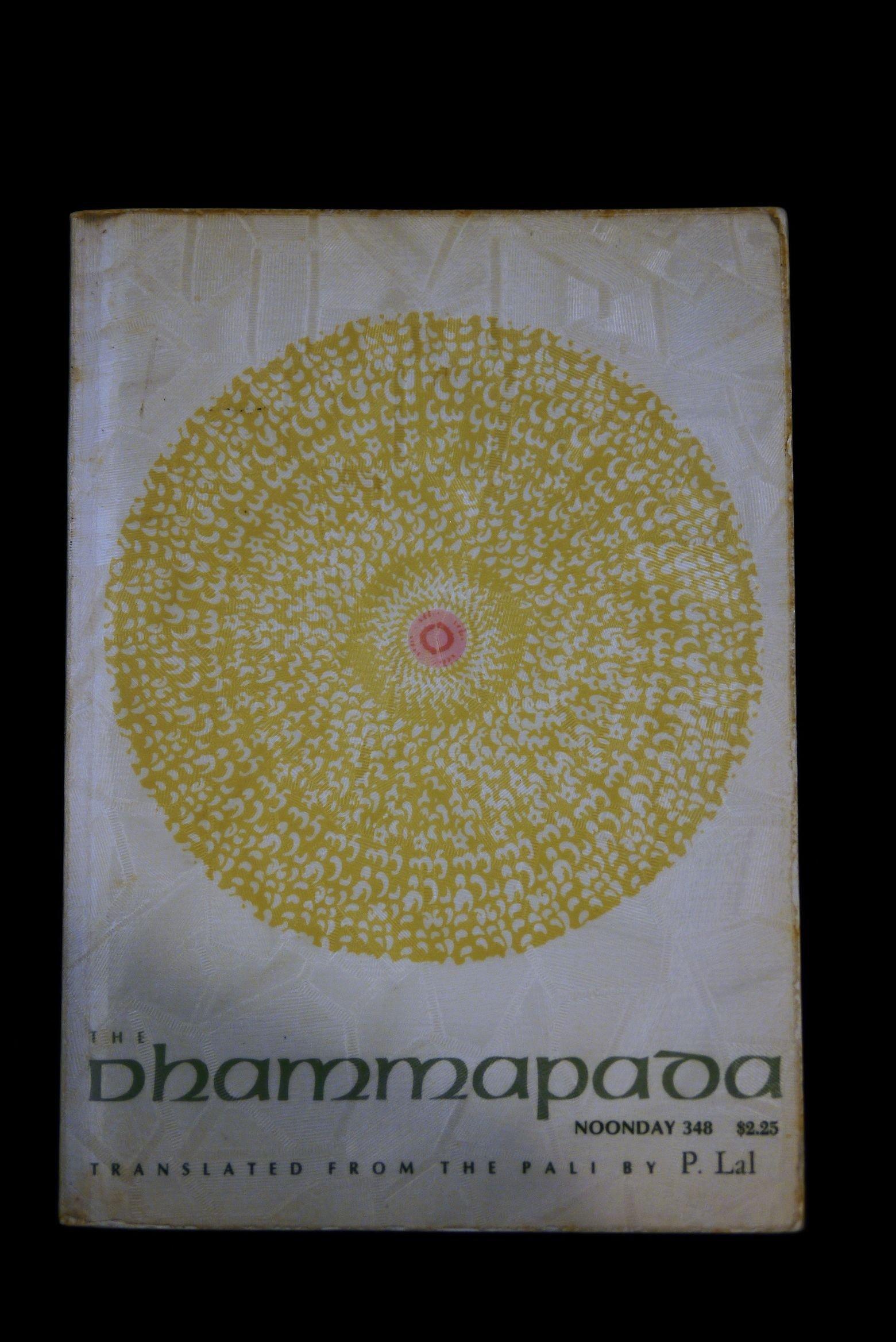 Dhammapada (Noonday, N348)