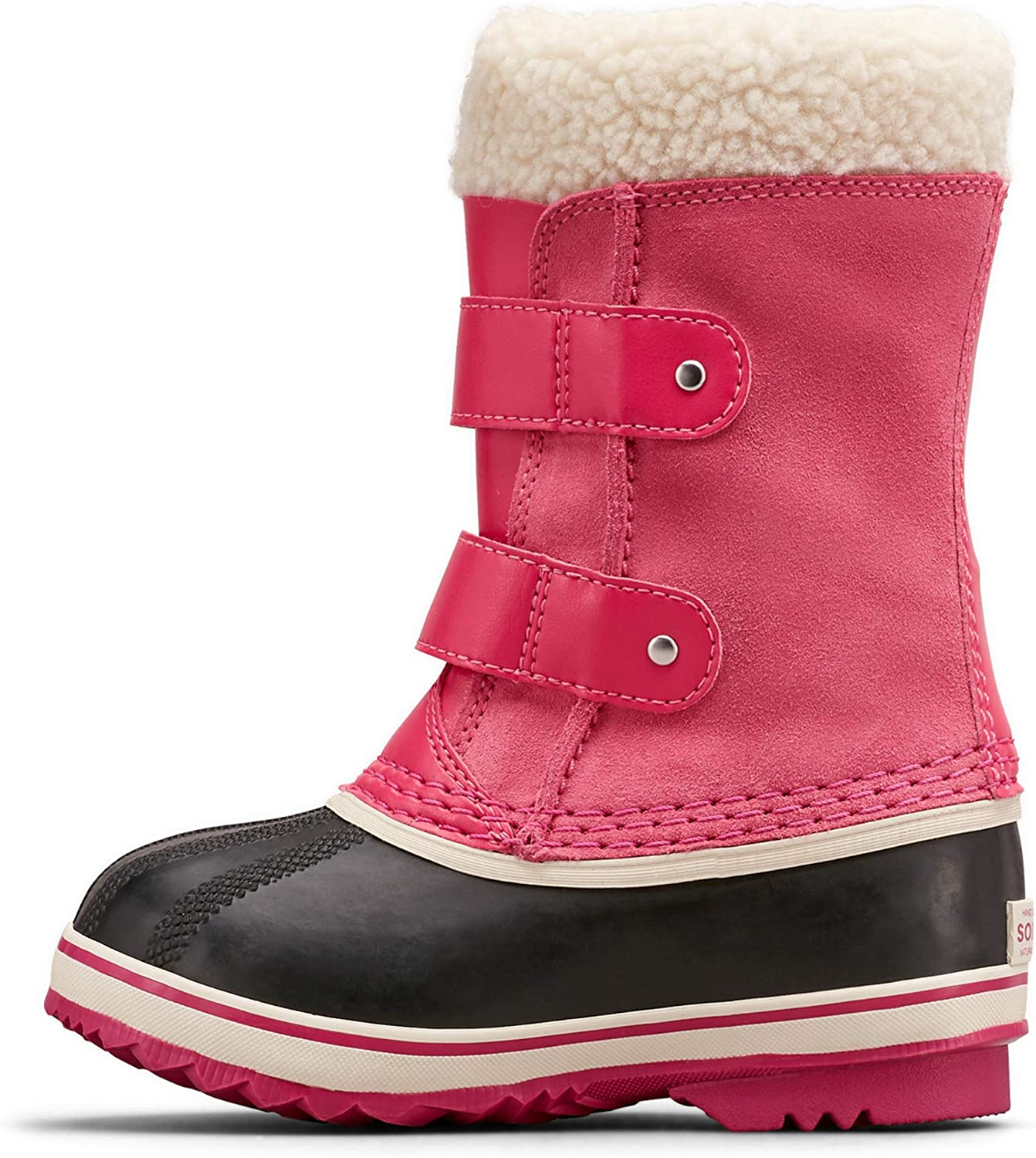 Sorel Kids Girl's 1964 Pac Strap (Toddler/Little Kid)