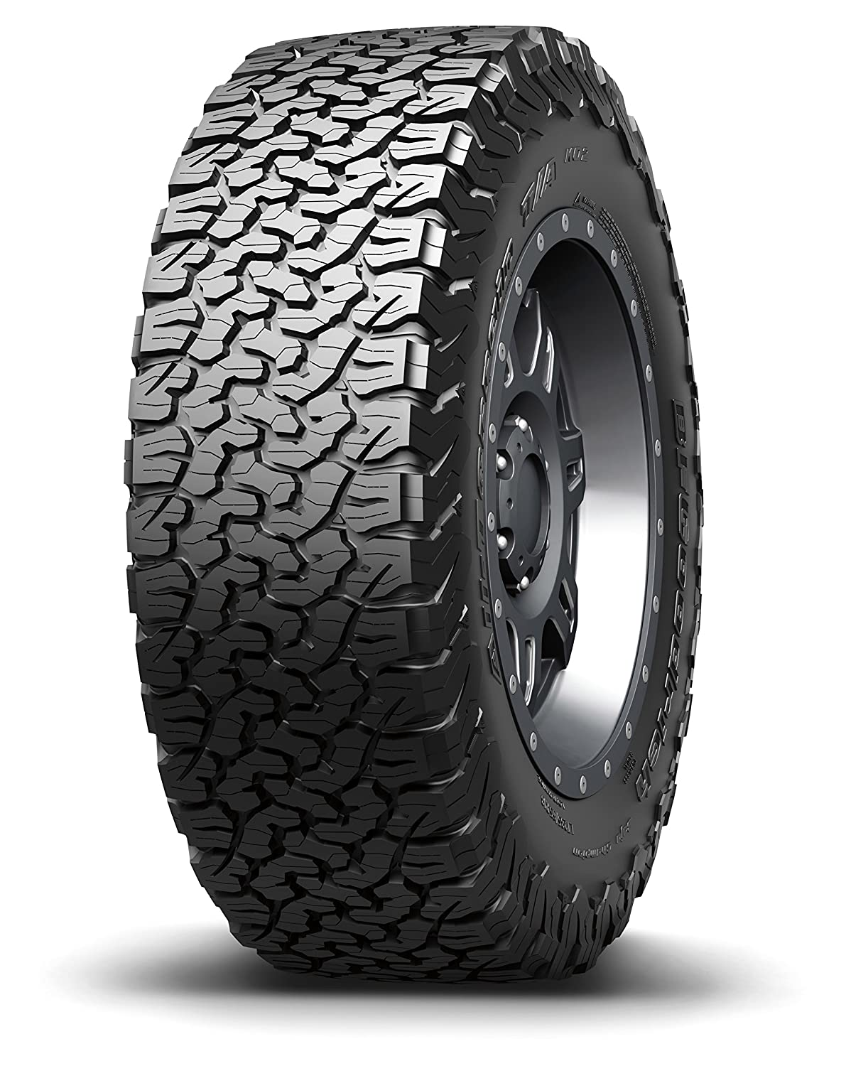 3 Best All Terrain Tires 2020 The Drive