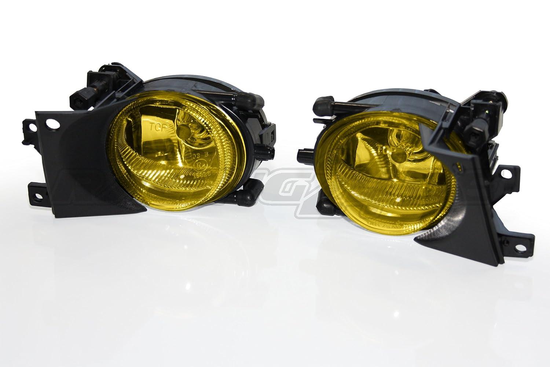 gelb klar Nebelscheinwerfer Set