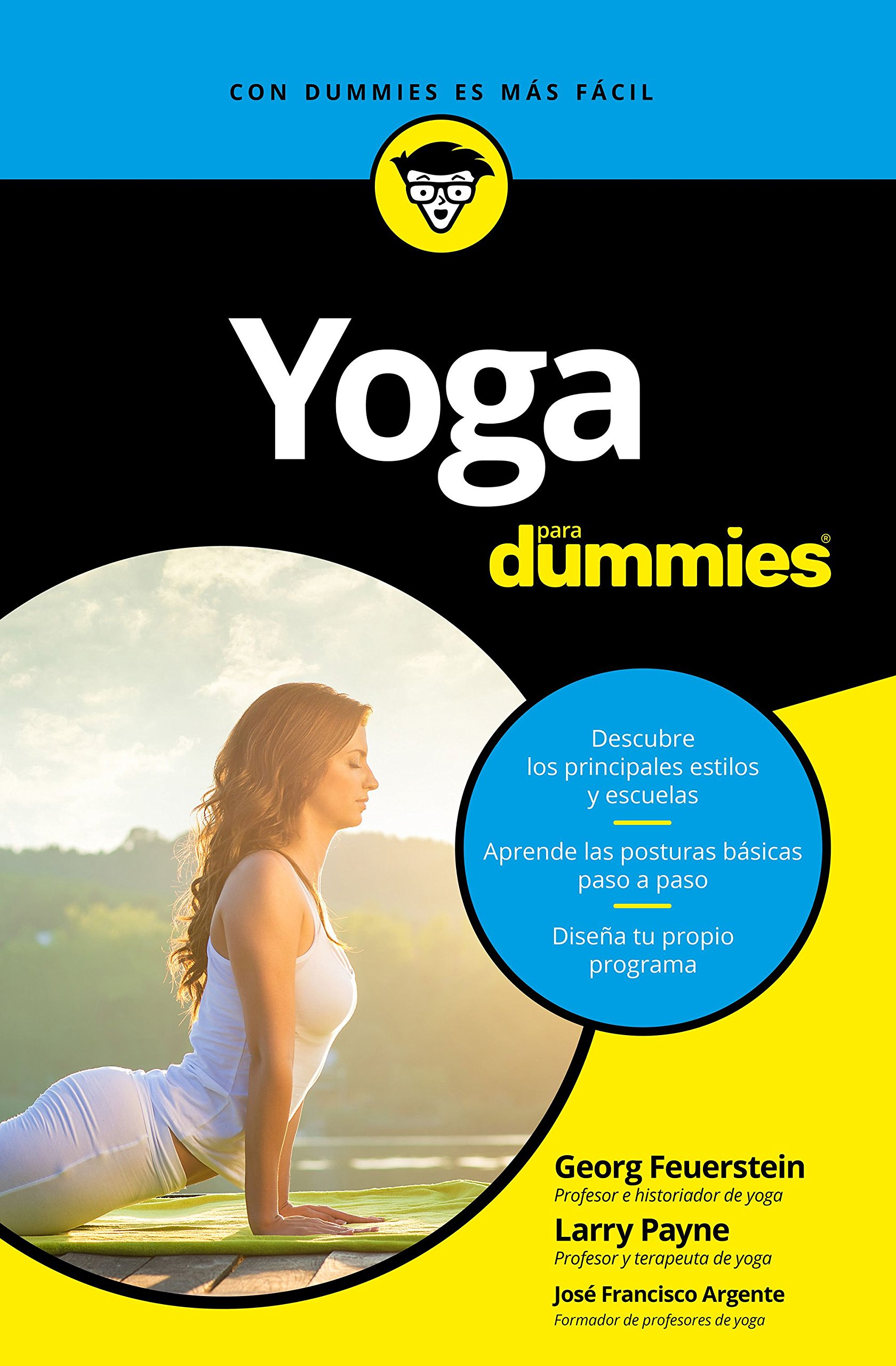 Yoga para dummies: Georg Feuerstein, Larry Payne ...
