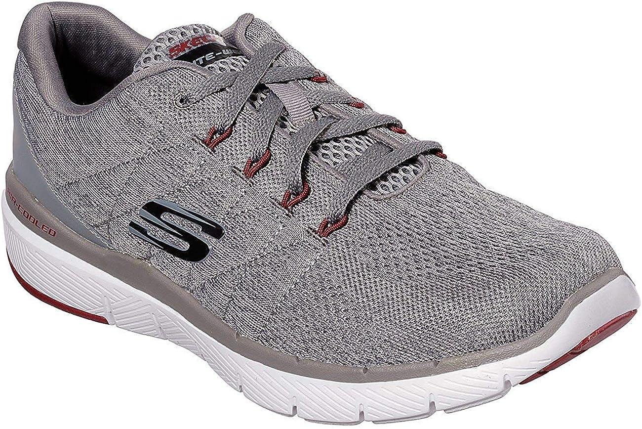 Skechers Men's Sneaker Low Gray