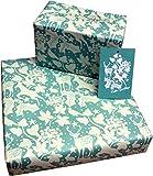 re-wrapped–Christmas Winter Wonderland–1lenzuolo (piegato) con 2cartellini corrispondenza di eco friendly riciclata carta da regalo–da incastro Kate Heiss