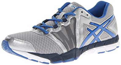 ASICS Men\u0027s GEL-Craze TR Cross-Training Shoe,Silver/Indigo/Marina