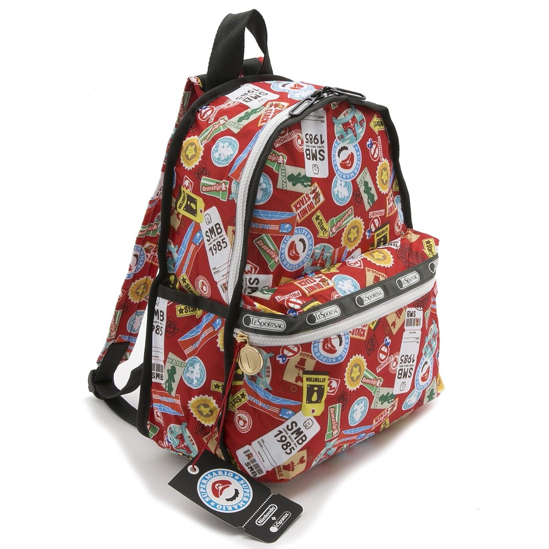 (レスポートサック) LeSportsac リュックサック 7812 Basic Backpack レディース [並行輸入品] B078WRRWPB G356 G356