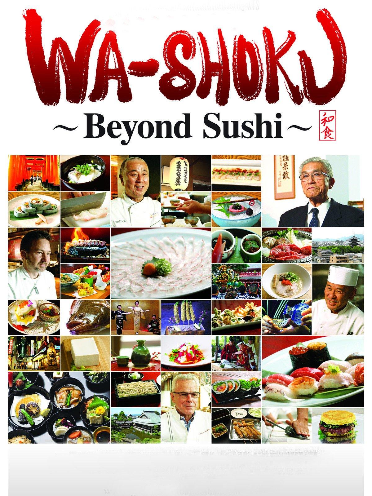 Wa-shoku: Beyond Sushi on Amazon Prime Video UK