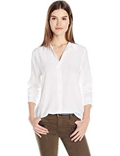 1b0a6ff6a97db1 Amazon.com  Equipment Women s Slim Signature  Clothing