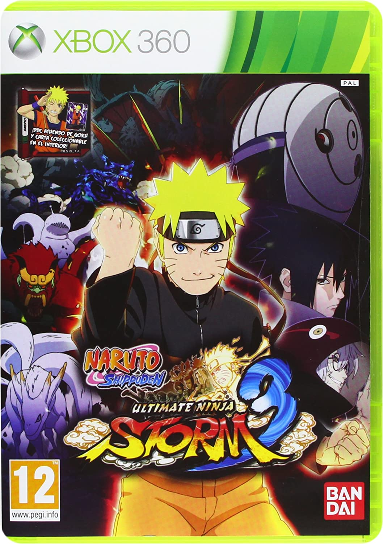 Naruto Shippuden: Ultimate Ninja Storm 3 - Day One Edition: Amazon.es: Videojuegos