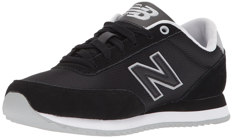 New Balance Women's 501v1 Sneaker B06XWWHRGQ 11 B(M) US|Black