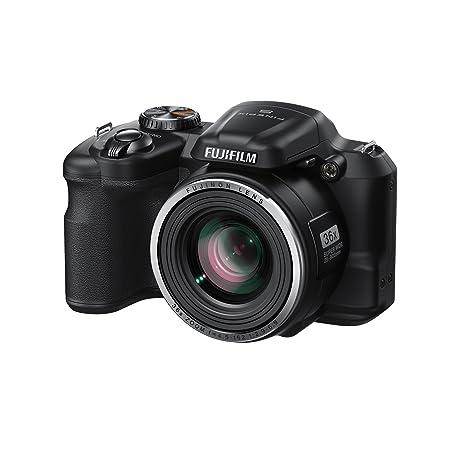 Fujifilm FinePix S8600 - Cámara compacta de 16 MP (Pantalla de 3 ...