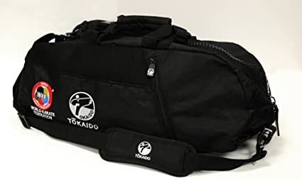 Tokaido Karate WKF Duffel Bag (Large), Equipment Bags