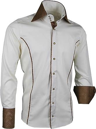Giorgio Capone Camisa Casual - para Hombre: Amazon.es: Ropa