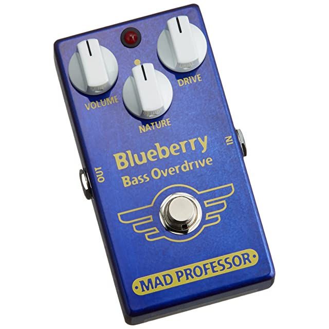 リンク:Blueberry Bass Overdrive