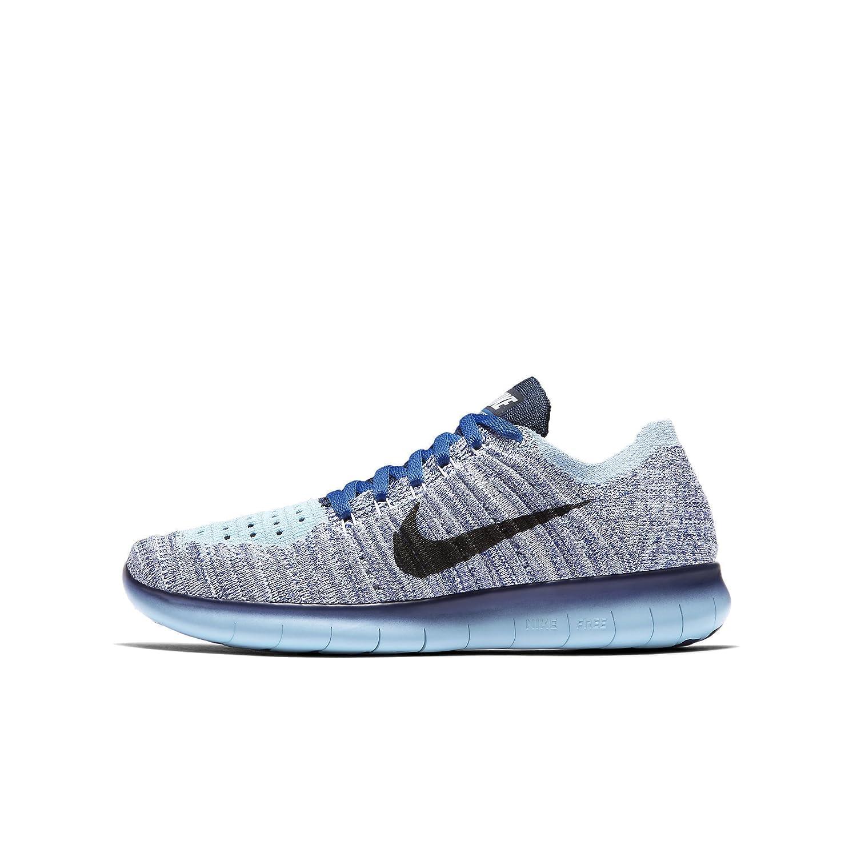 b73e254177474 ... Amazon.com Nike FREE RN FLYKNIT (GS) girls running-shoes 834363- Durable  Nike Free RN 2 Royal Blue Navy White 880740 001 Mens ...