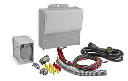 amazon com kohler 37 755 07 s 10 circuit manual transfer switch kit rh amazon com manual transfer switch kit for generators manual transfer switch kit for portable generators
