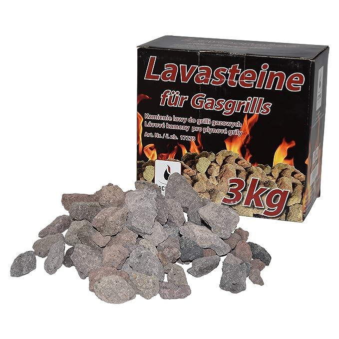 ACTIVA Grill Lavasteine 3 kg