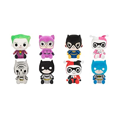 Funko Blind Box Plush: DC - Batman (One Mystery Plush) Collectible Figure: Funko Plush:: Toys & Games