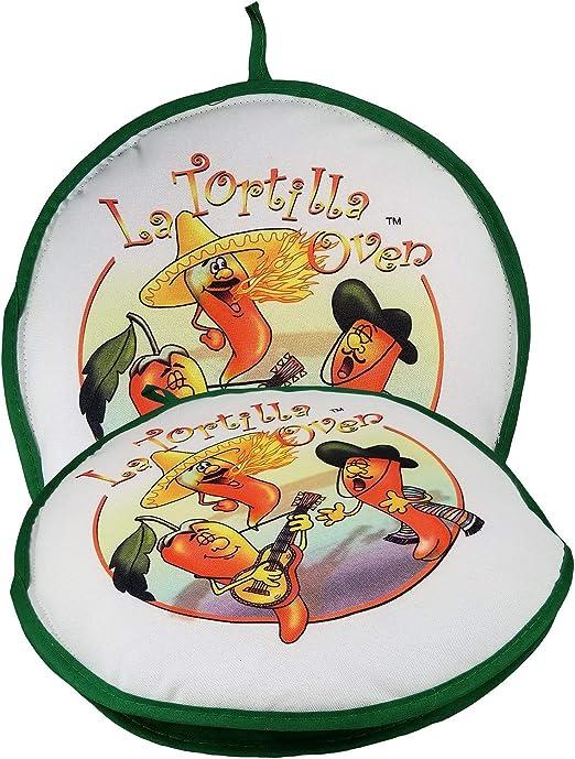 Amazon.com: La Tortilla Calentador de horno Tortilla, 10 ...