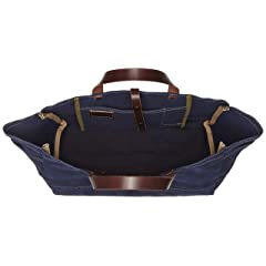 Artifact Bag Tool & Garden Tote Waxed Canvas 175: Navy Wax