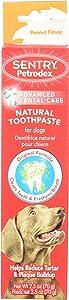 Petrodex Natural Toothpaste Dog - Peanut - 2.5 Oz