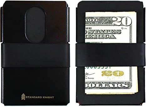Anti RFID Protection Slim 6 Credit Aluminium Card Holder for Mens Womens Gi...