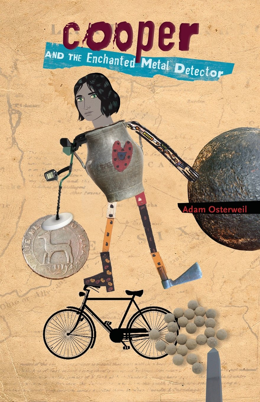 Read Online Cooper and the Enchanted Metal Detector pdf epub