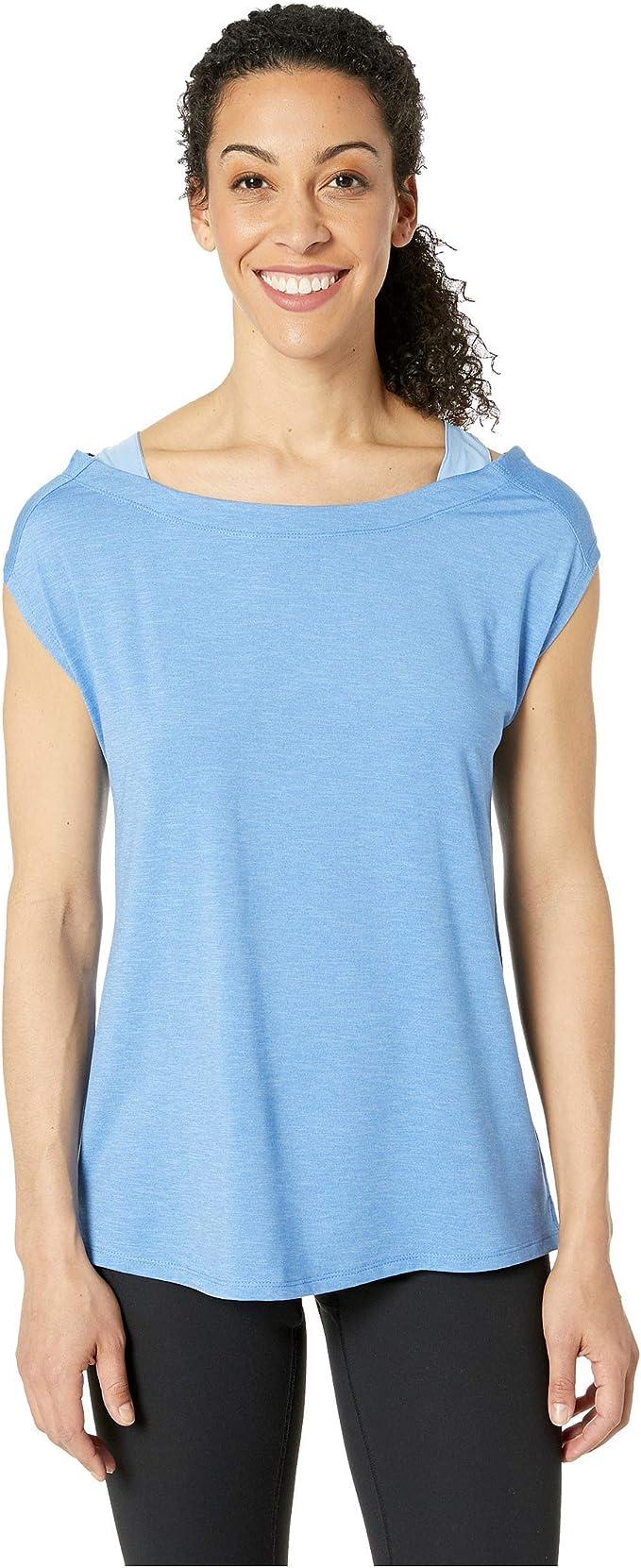 Details about  /Columbia Women/'s T-Shirt Top Plus Size 2X Blue Long Sleeves Polar Bear Cotton
